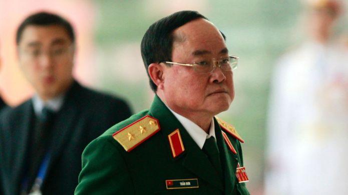 Thứ trưởng Quốc phòng Trần Đơn