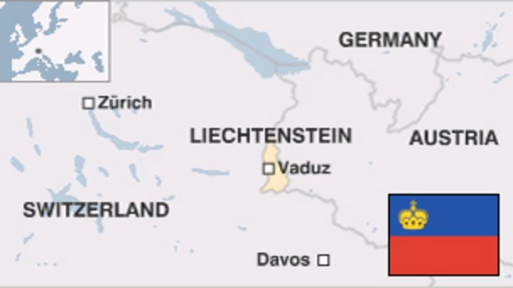 Liechtenstein country profile BBC News
