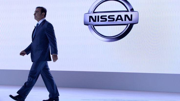 Carlos Ghosn, CEO, Nissan