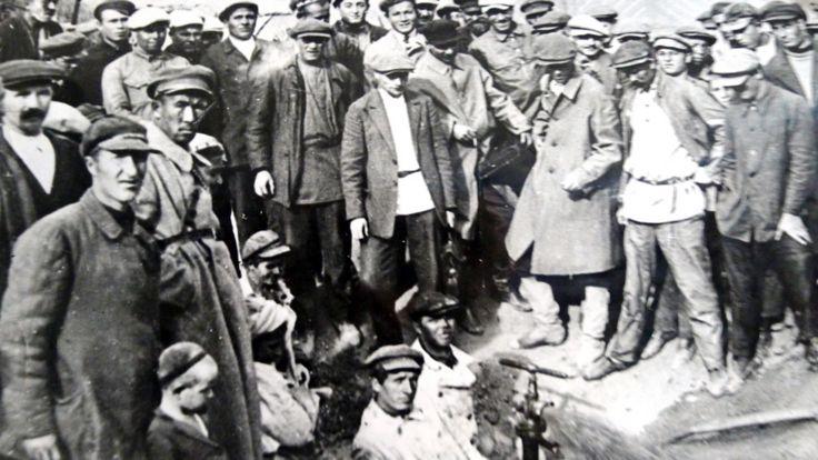 نخستین لوله آبرسانی شهری در دوشنبه در سال 1932 مورد بهره برداری قرار گرفت