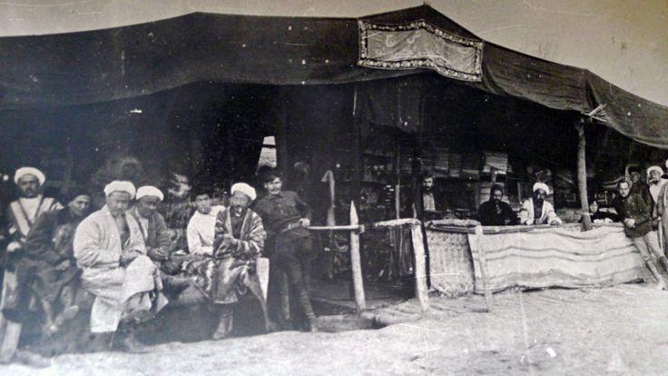 دوشنبه در سال ۱۹۲۵: نخستین مغازه یا فروشگاه دولتی در دوشنبه تاسیس شد
