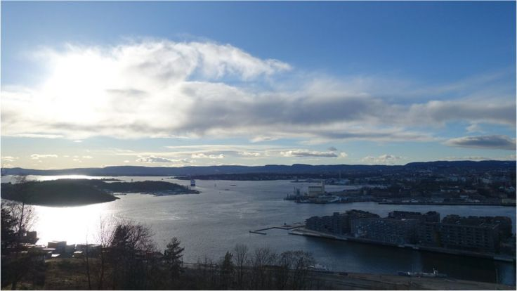 The background to The Scream was Oslo fjord, but what was the inspiration?
