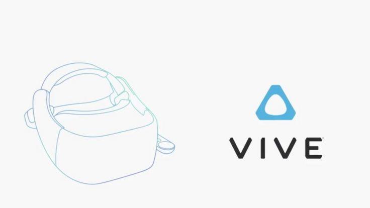 Vive headset design