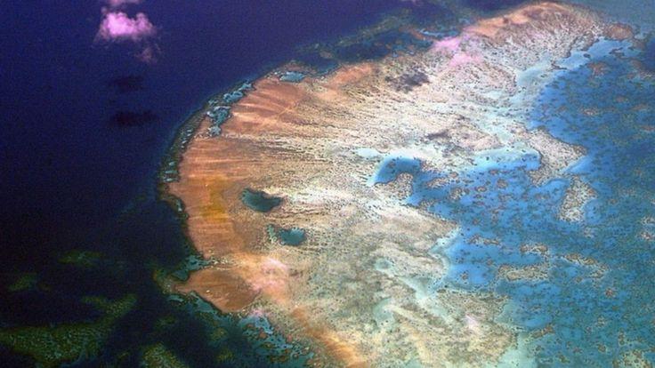 صخرههای مرجانی عظیم استرالیا