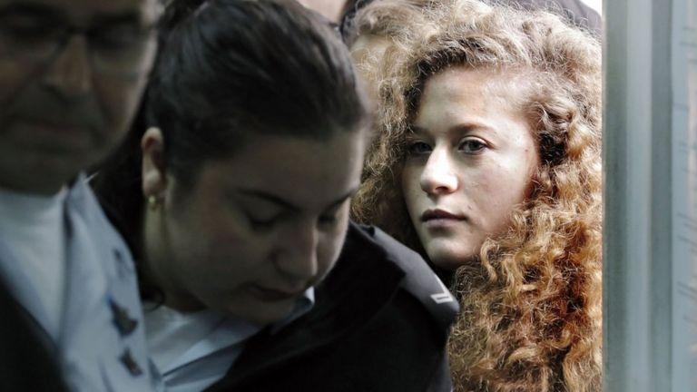 دادگاه عهد تمیمی ماه فوریه گذشته در دادگاه نظامی رامالله آغاز شد