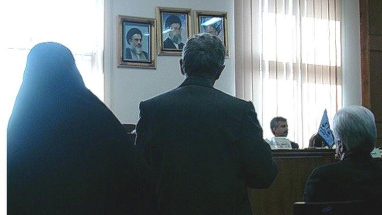 دادگاه خانواده در ایران