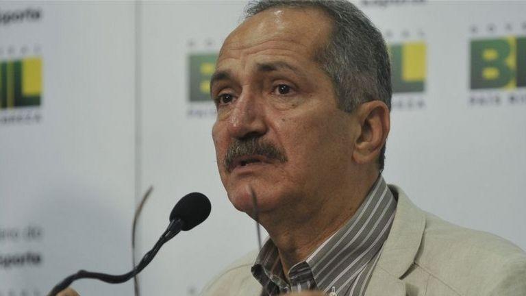 Ex-ministro Aldo Rebelo