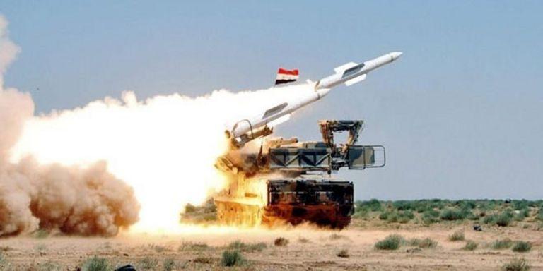 سامانه موشکی سوریه