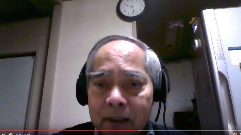 Nhà báo Đỗ Thông Minh