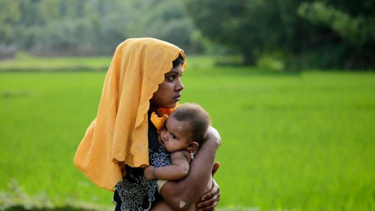 اقلیت روهینگیا