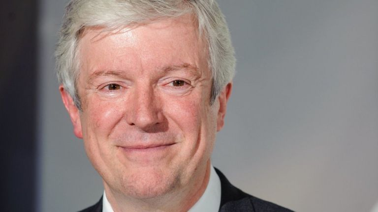 Tổng giám đốc BBC Tony Hall