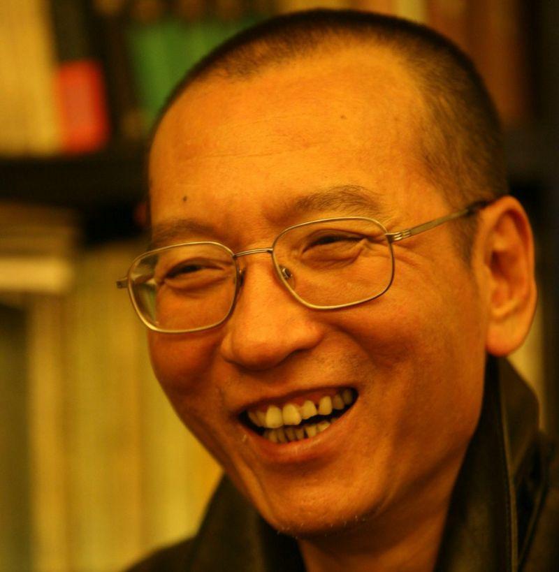 Ông Lưu Hiểu Ba - ảnh do gia đình cung cấp ngày 3/10/2010.