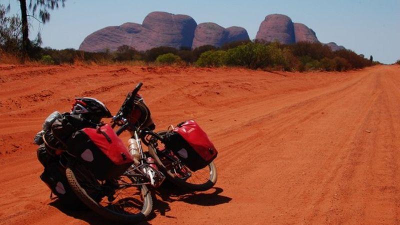 На велосипеде через Австралию