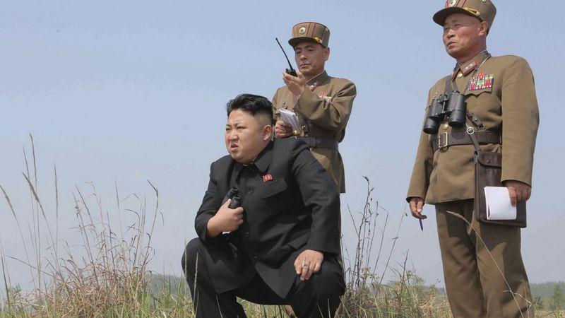 北朝鮮の金正恩