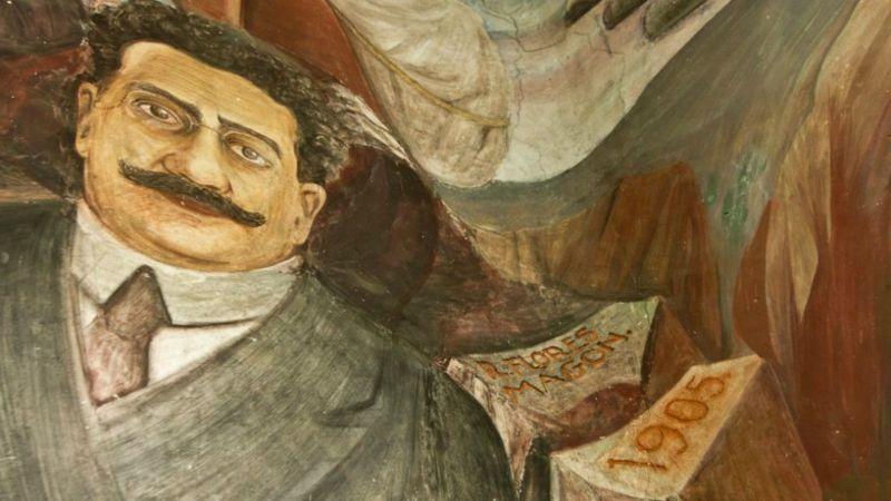 Mural de Xavier Guerrero.