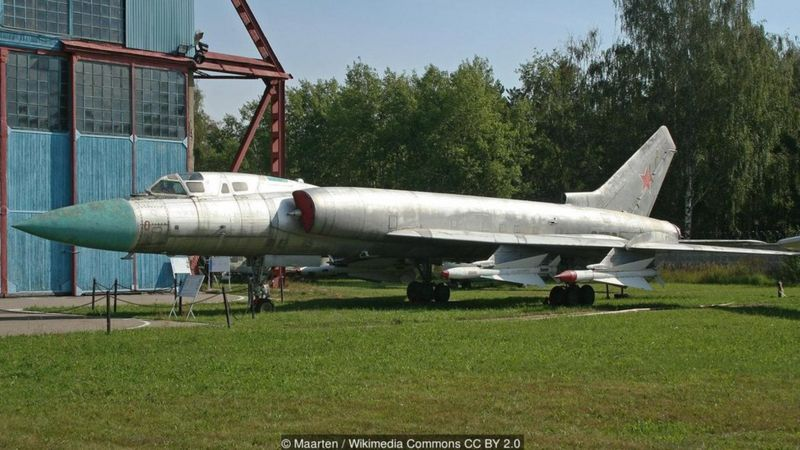 The Soviet Union's borders were so large some of its fighter planes needed to be the size of World War Two bombers