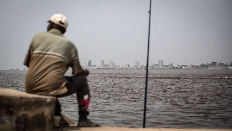 Brazzaville, la capital del Congo
