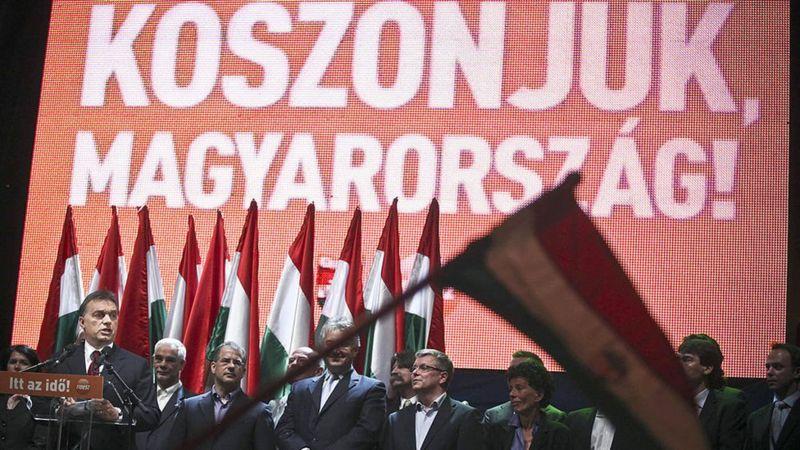 Viktor Orbán en 2010