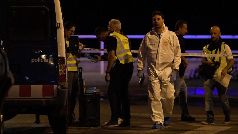 پلیس گفته است از یک حمله دیگر جلوگیری کرده است