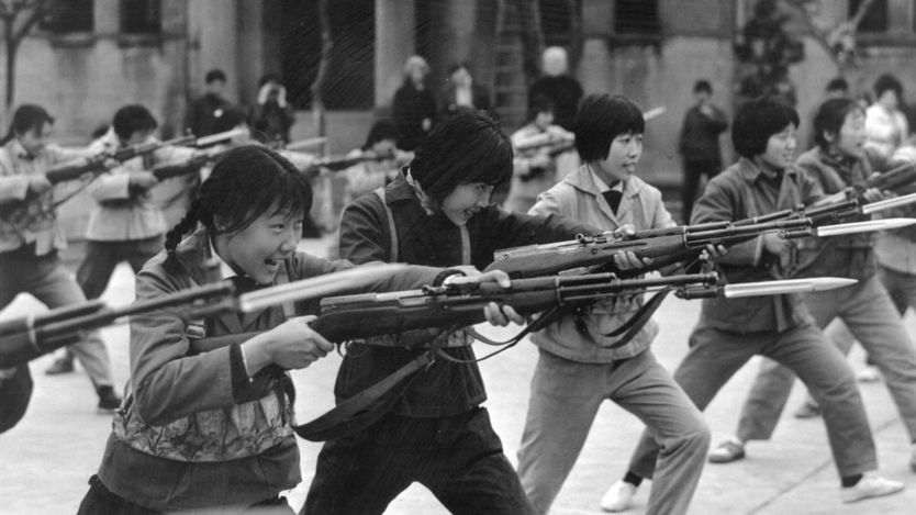 China, Cultural Revolution