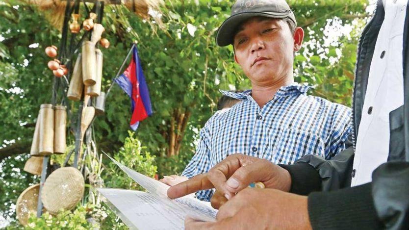 Ít nhất 10.000 người gốc Việt tại tỉnh Kampong Chhnang, Campuchia đã bị tịch thu giấy tờ