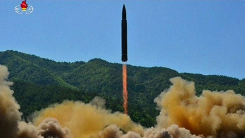 Giới chức Hoa Kỳ tin rằng Bắc Hàn nay có thể bắn một tên lửa tới Alaska.