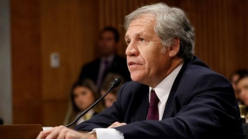 Tổng thư ký OAS ông Luis Almagro