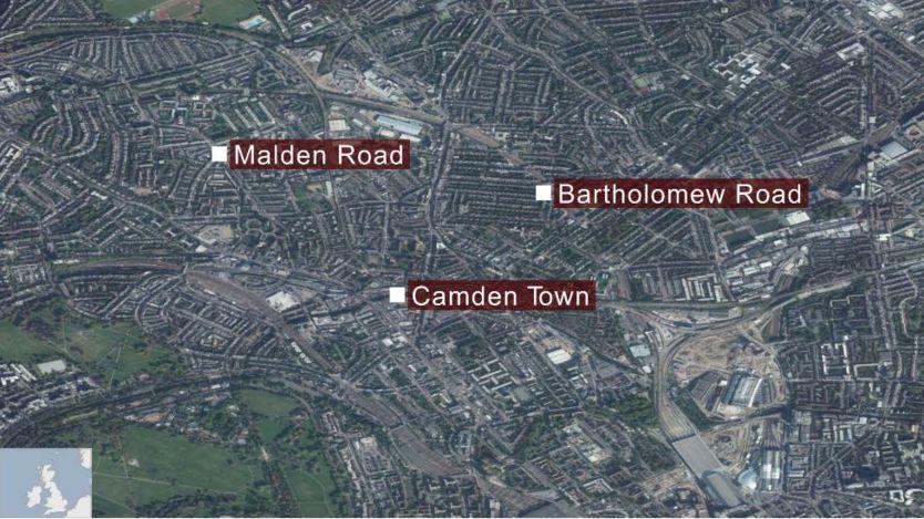 Лондон: подросток в одиночку жестоко расправился с двумя молодыми людьми