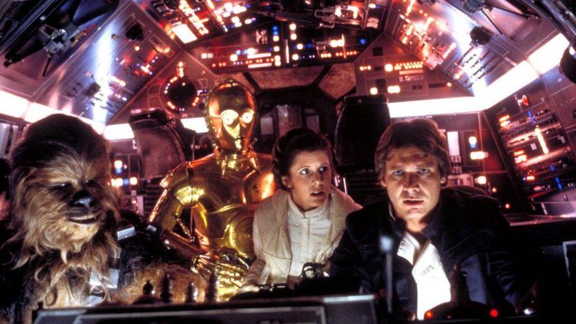 Star Wars Episode V İmparatorluğu Geriye Döndür
