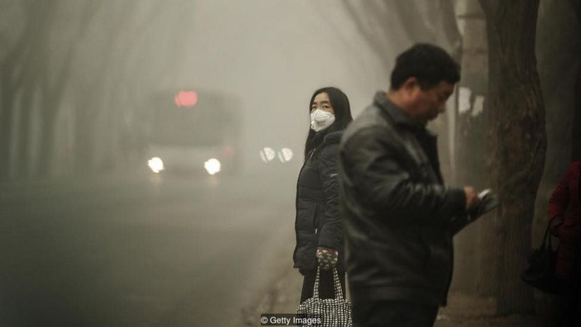 Cities in China and elsewhere in Asia have some of the worst levels of pollution in the world