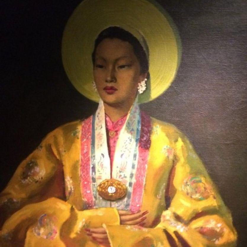 Nam Phương Hoàng hậu Marie-Thérèse Nguyễn Hữu Thị Lan