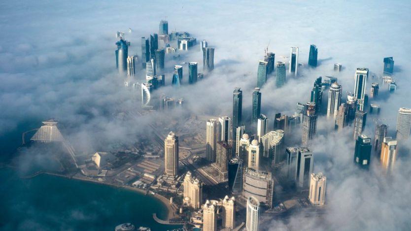Doha, thủ đô Qatar