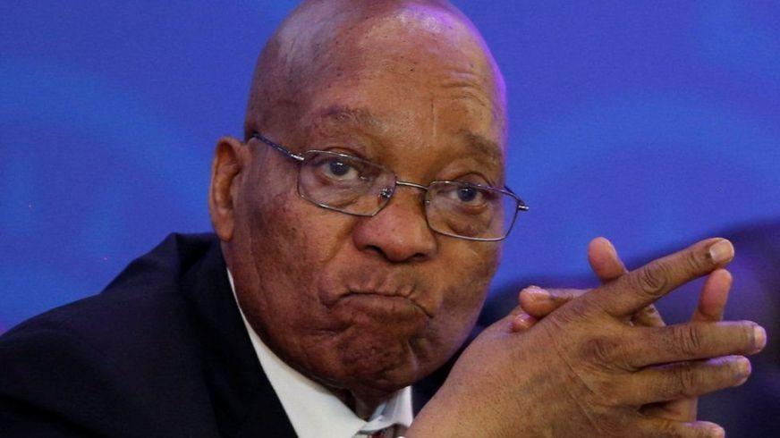 Zuma anajiuzulu kama mwenyekiti wa ANC baada ya kuhudumu kwa muongo mmoja
