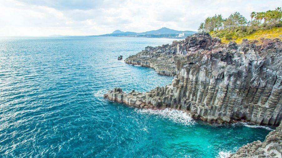 Південна Корея. Острів Чеджу