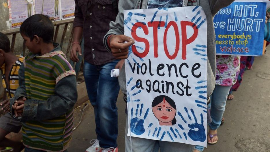 Sexual abuse against children is rampant in India