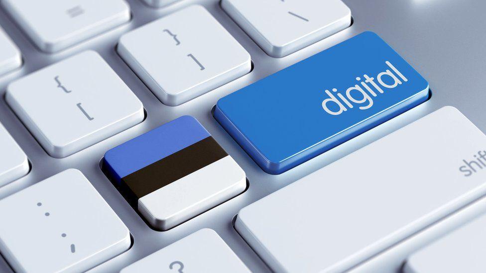 Цифровая Эстония
