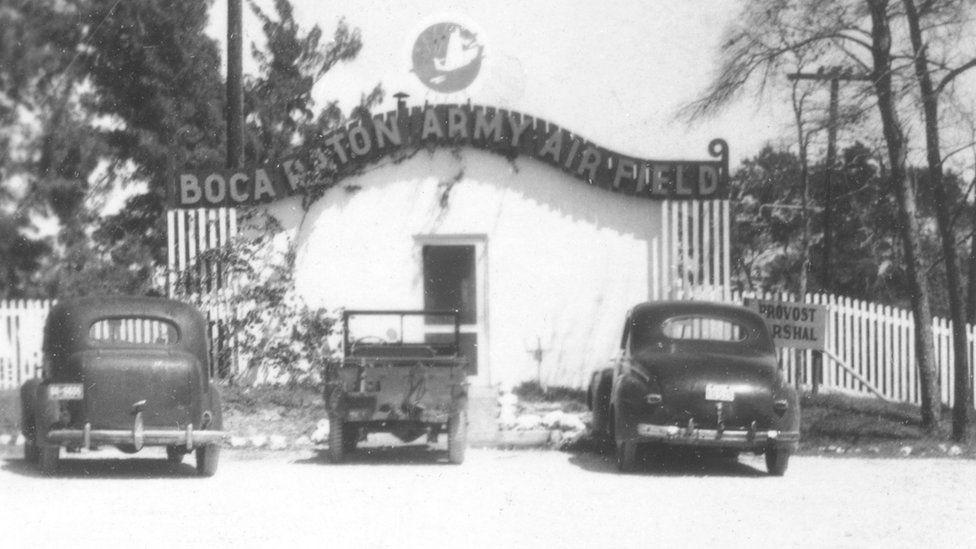 (Foto: cortesía del Boca Raton Historical Society and Museum)