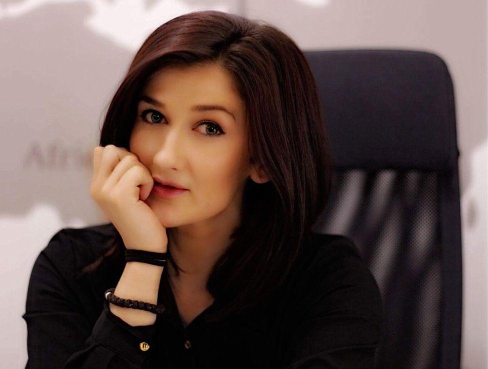 Andra Chirnogeanu, directora de relaciones públicas de Studio 20