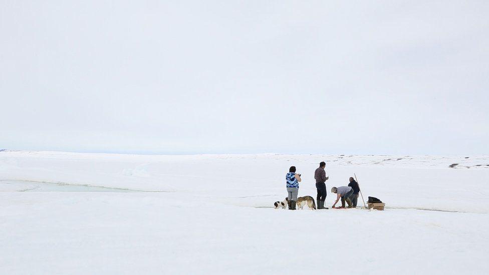 Los inuit se han preocupado por preservar sus tradiciones ancestrales.