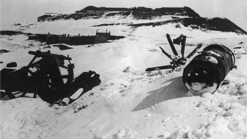 1916'da Rusya'nın ele geçirdiği Erzurum, sonrasında geri verildi