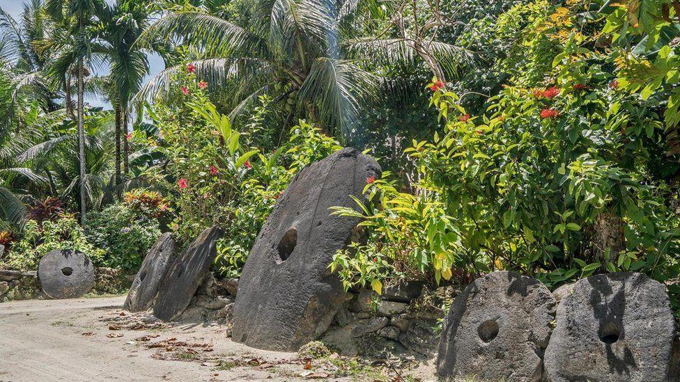 Кам'яні гроші острова Яп: найтвердіша валюта в світі