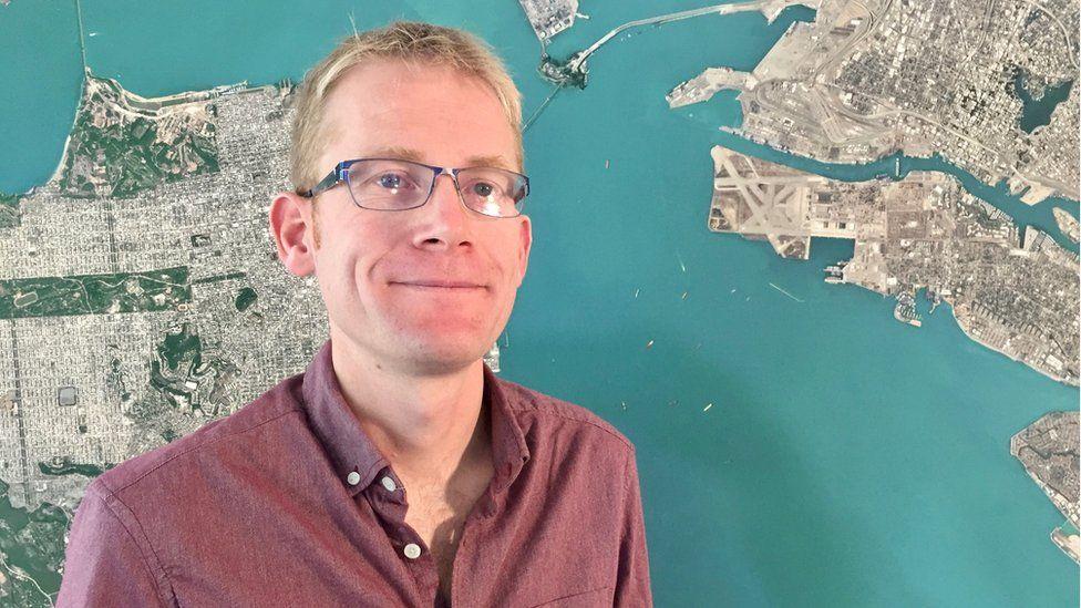 Tổng giám đốc Planet Labs, ông Will Marshall