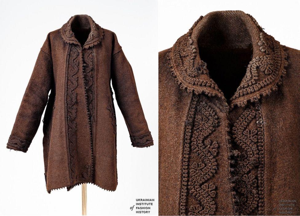Старовинний верхній одяг