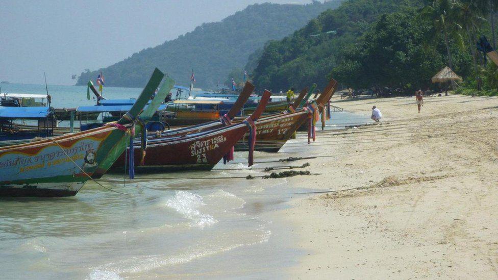 Узбережжя Індійського океану