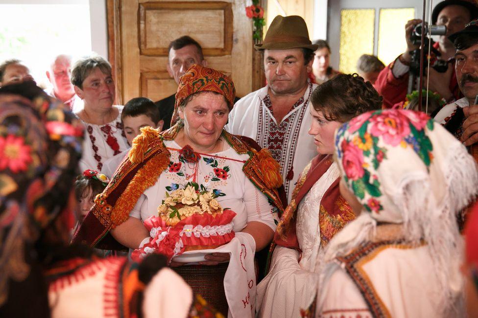 гуцульське весілля