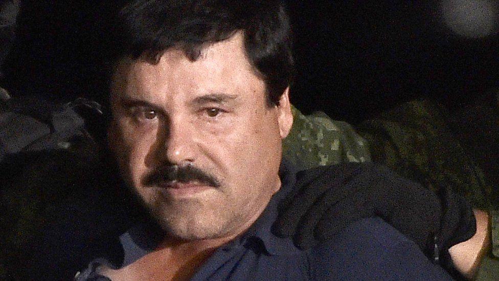 """4 desafíos gigantes que presenta en Estados Unidos el juicio a Joaquín """"el Chapo"""" Guzmán tras ser extraditado desde México"""