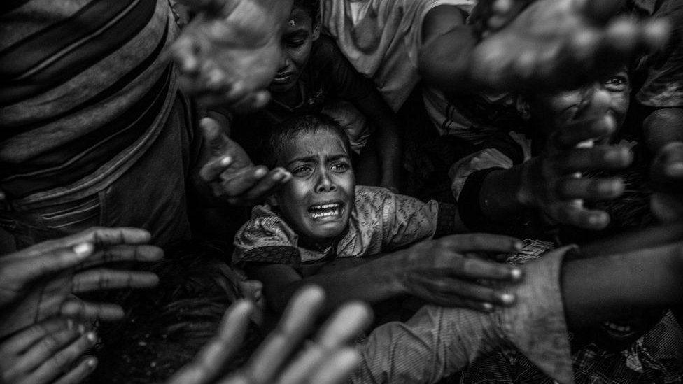 дети рохинджа