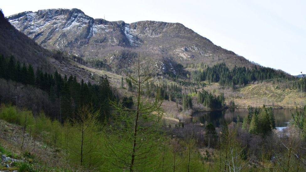 Долина Исдален