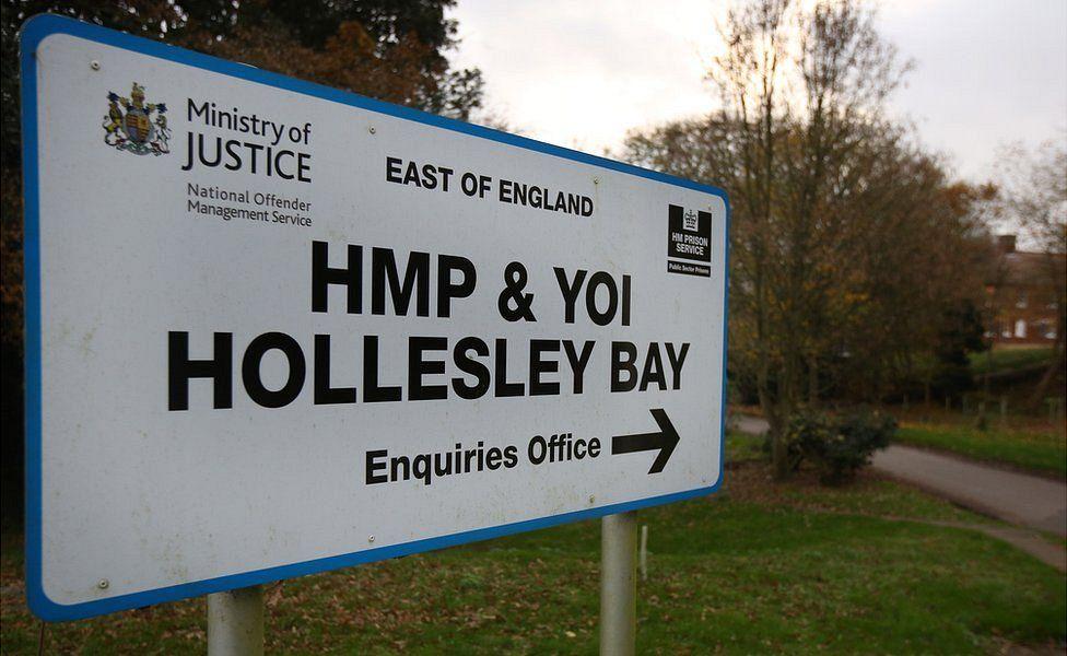 Hollesley Bay