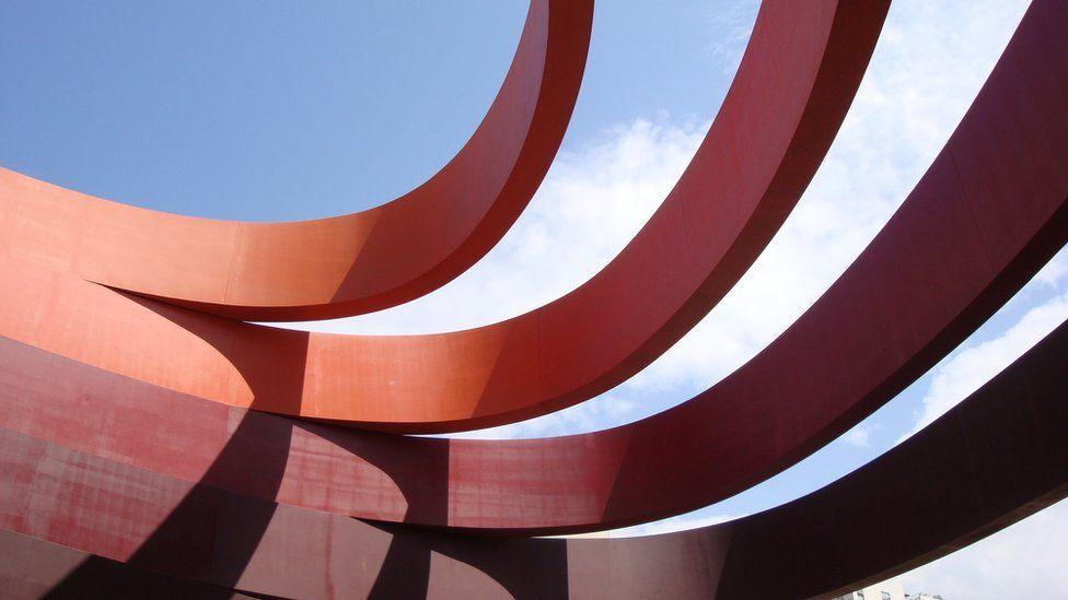 Design Museum, Holón, Israel.